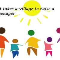 Takes a Village to Raise a Family